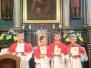 przyjęcie nowych ministrantów